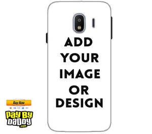 Customized Samsung Galaxy J4 Mobile Phone Covers & Back Covers with your Text & Photo