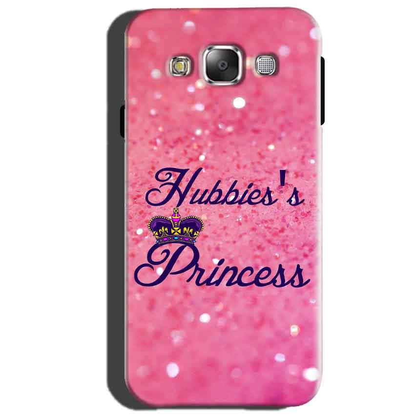 Samsung Galaxy J5 2015 Mobile Covers Cases Hubbies Princess - Lowest Price - Paybydaddy.com