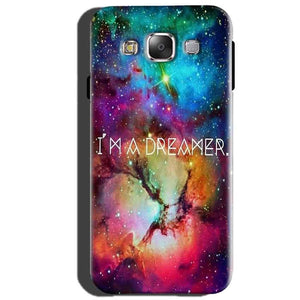 Samsung Galaxy J5 2015 Mobile Covers Cases I am Dreamer - Lowest Price - Paybydaddy.com