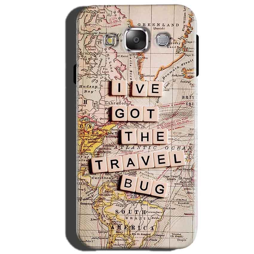 Samsung Galaxy J5 2015 Mobile Covers Cases Live Travel Bug - Lowest Price - Paybydaddy.com