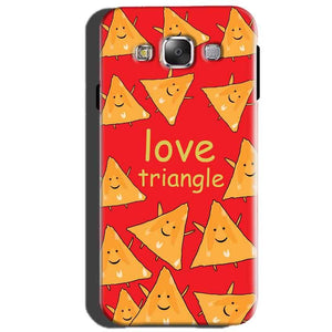 Samsung Galaxy J5 2015 Mobile Covers Cases Love Triangle - Lowest Price - Paybydaddy.com