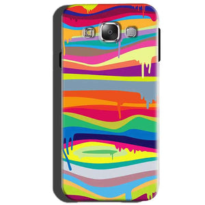 Samsung Galaxy J5 2015 Mobile Covers Cases Melted colours - Lowest Price - Paybydaddy.com