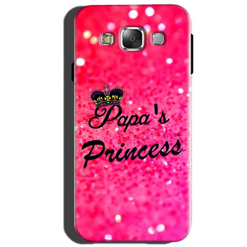 Samsung Galaxy J5 2015 Mobile Covers Cases PAPA PRINCESS - Lowest Price - Paybydaddy.com