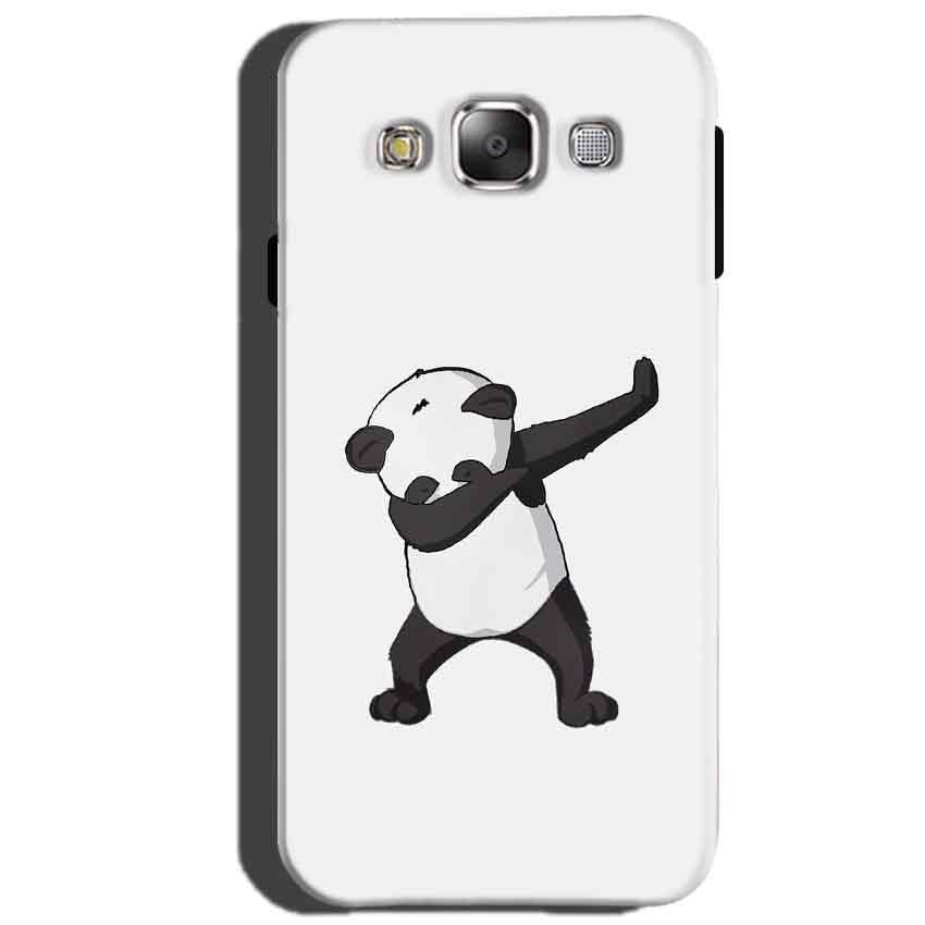 Samsung Galaxy J5 2015 Mobile Covers Cases Panda Dab - Lowest Price - Paybydaddy.com