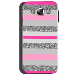 Samsung Galaxy J5 2015 Mobile Covers Cases Pink colour pattern - Lowest Price - Paybydaddy.com