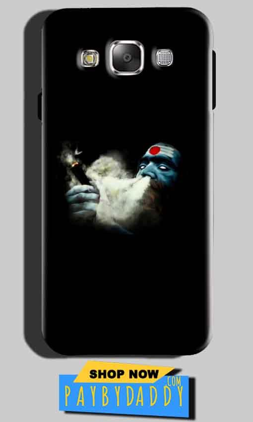 Samsung Galaxy J5 2015 Mobile Covers Cases Shiva Aghori Smoking - Lowest Price - Paybydaddy.com