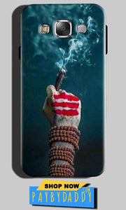 Samsung Galaxy J5 2015 Mobile Covers Cases Shiva Hand With Clilam - Lowest Price - Paybydaddy.com