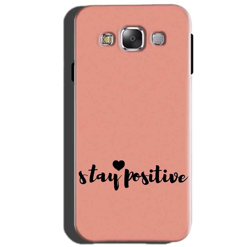 Samsung Galaxy J5 2015 Mobile Covers Cases Stay Positive - Lowest Price - Paybydaddy.com
