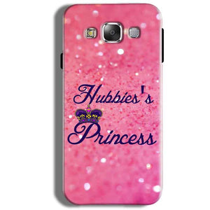 Samsung Galaxy J5 2016 Mobile Covers Cases Hubbies Princess - Lowest Price - Paybydaddy.com