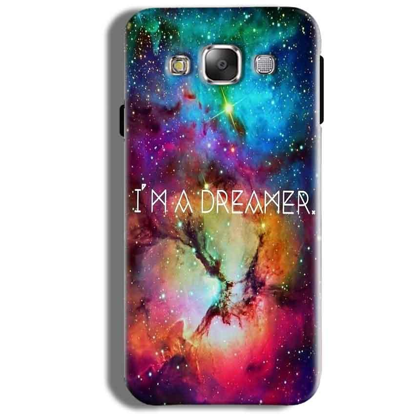 Samsung Galaxy J5 2016 Mobile Covers Cases I am Dreamer - Lowest Price - Paybydaddy.com