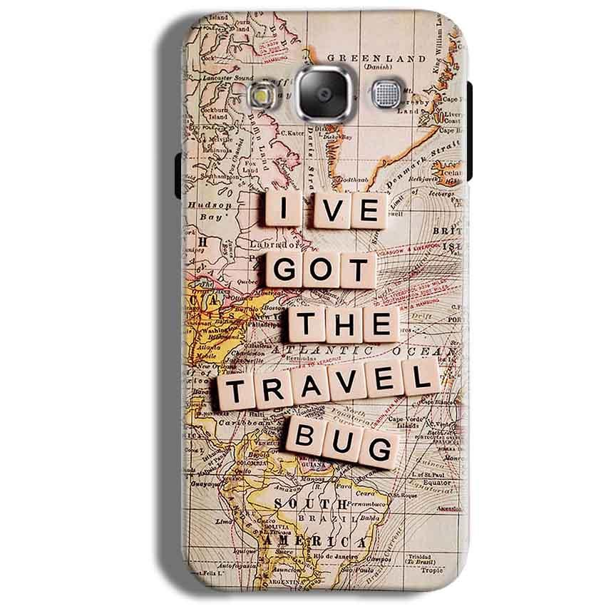 Samsung Galaxy J5 2016 Mobile Covers Cases Live Travel Bug - Lowest Price - Paybydaddy.com