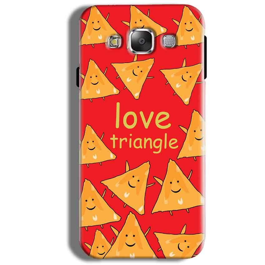 Samsung Galaxy J5 2016 Mobile Covers Cases Love Triangle - Lowest Price - Paybydaddy.com