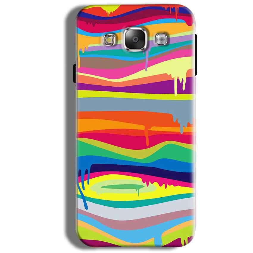 Samsung Galaxy J5 2016 Mobile Covers Cases Melted colours - Lowest Price - Paybydaddy.com
