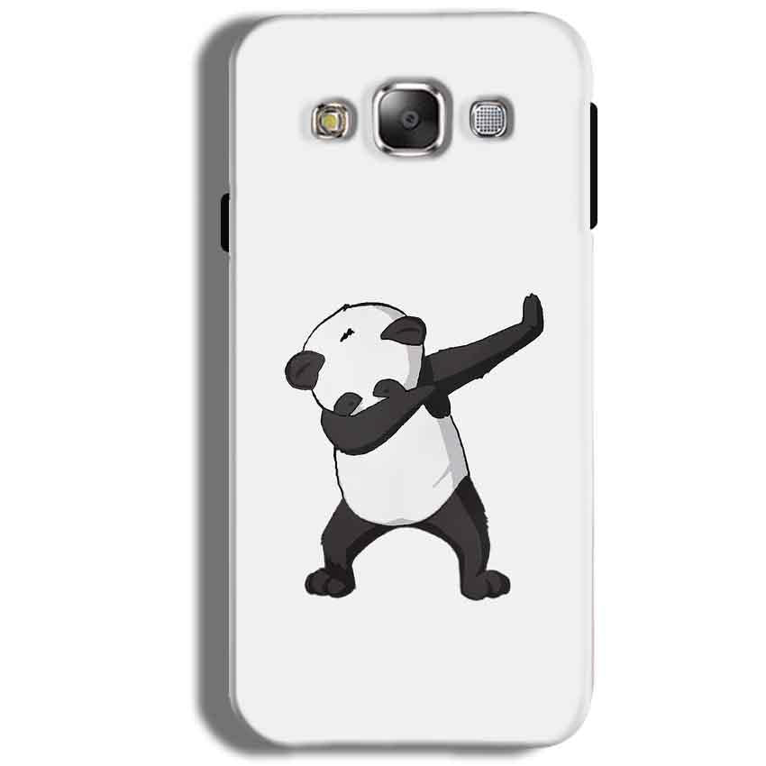 Samsung Galaxy J5 2016 Mobile Covers Cases Panda Dab - Lowest Price - Paybydaddy.com