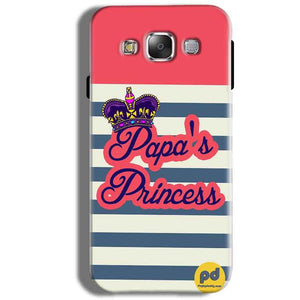 Samsung Galaxy J5 2016 Mobile Covers Cases Papas Princess - Lowest Price - Paybydaddy.com