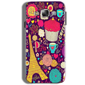 Samsung Galaxy J5 2016 Mobile Covers Cases Paris Sweet love - Lowest Price - Paybydaddy.com