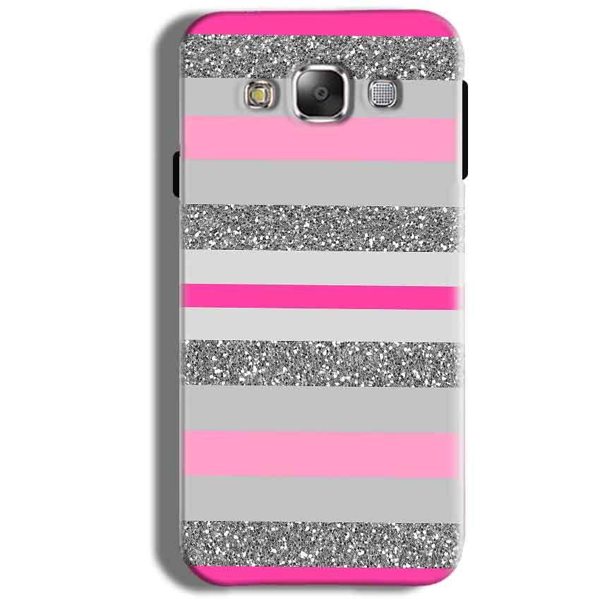Samsung Galaxy J5 2016 Mobile Covers Cases Pink colour pattern - Lowest Price - Paybydaddy.com