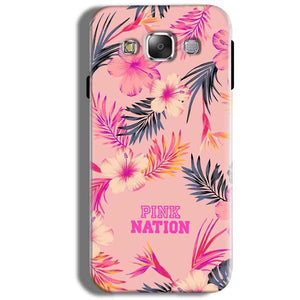 Samsung Galaxy J5 2016 Mobile Covers Cases Pink nation - Lowest Price - Paybydaddy.com
