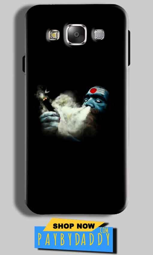 Samsung Galaxy J5 2016 Mobile Covers Cases Shiva Aghori Smoking - Lowest Price - Paybydaddy.com