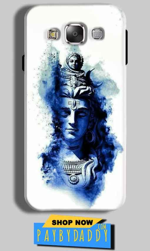 Samsung Galaxy J5 2016 Mobile Covers Cases Shiva Blue White - Lowest Price - Paybydaddy.com