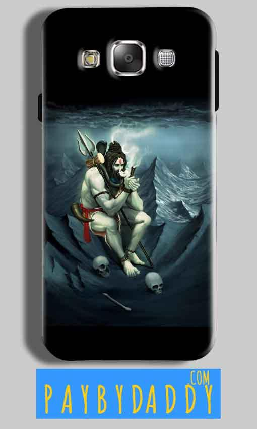Samsung Galaxy J5 2016 Mobile Covers Cases Shiva Smoking - Lowest Price - Paybydaddy.com