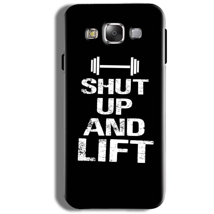 Samsung Galaxy J5 2016 Mobile Covers Cases Shut Up And Lift - Lowest Price - Paybydaddy.com