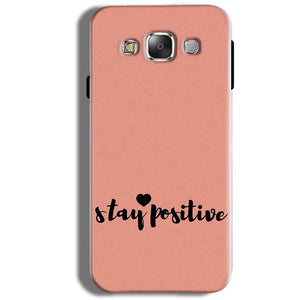 Samsung Galaxy J5 2016 Mobile Covers Cases Stay Positive - Lowest Price - Paybydaddy.com