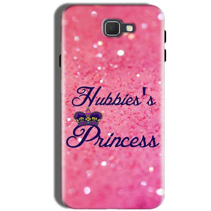 Samsung Galaxy J5 Prime Mobile Covers Cases Hubbies Princess - Lowest Price - Paybydaddy.com