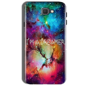 Samsung Galaxy J5 Prime Mobile Covers Cases I am Dreamer - Lowest Price - Paybydaddy.com