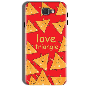 Samsung Galaxy J5 Prime Mobile Covers Cases Love Triangle - Lowest Price - Paybydaddy.com