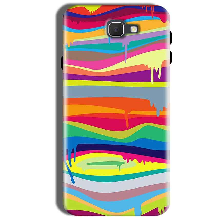 Samsung Galaxy J5 Prime Mobile Covers Cases Melted colours - Lowest Price - Paybydaddy.com