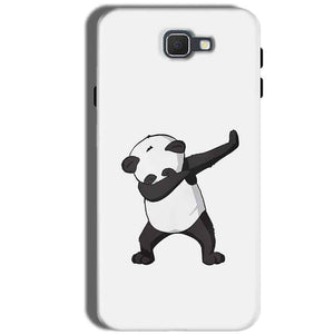 Samsung Galaxy J5 Prime Mobile Covers Cases Panda Dab - Lowest Price - Paybydaddy.com