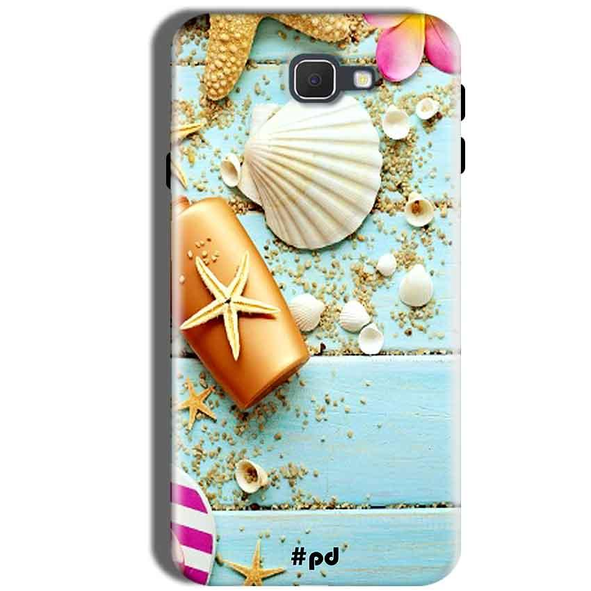 Samsung Galaxy J5 Prime Mobile Covers Cases Pearl Star Fish - Lowest Price - Paybydaddy.com