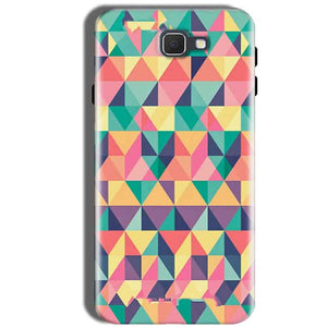 Samsung Galaxy J5 Prime Mobile Covers Cases Prisma coloured design - Lowest Price - Paybydaddy.com