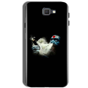 Samsung Galaxy J5 Prime Mobile Covers Cases Shiva Aghori Smoking - Lowest Price - Paybydaddy.com