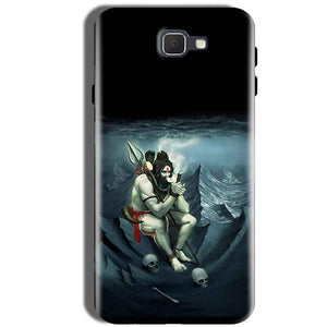 Samsung Galaxy J5 Prime Mobile Covers Cases Shiva Smoking - Lowest Price - Paybydaddy.com