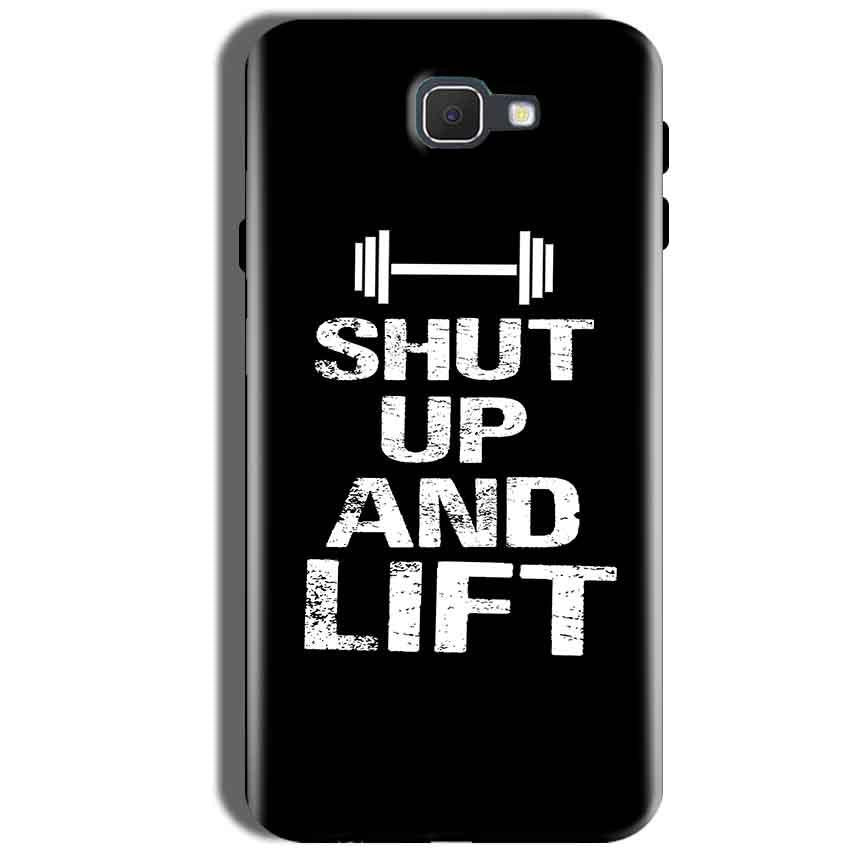 Samsung Galaxy J5 Prime Mobile Covers Cases Shut Up And Lift - Lowest Price - Paybydaddy.com