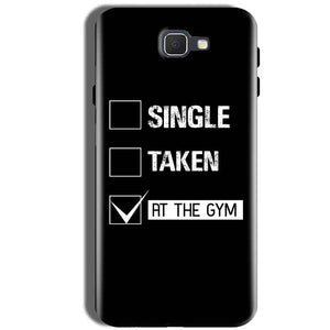 Samsung Galaxy J5 Prime Mobile Covers Cases Single Taken At The Gym - Lowest Price - Paybydaddy.com