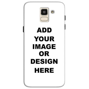 Customized Samsung Galaxy J6 Mobile Phone Covers & Back Covers with your Text & Photo