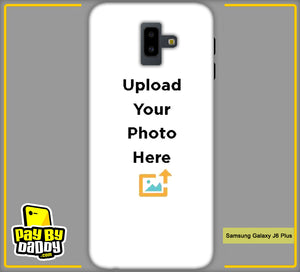Samsung Galaxy J6 Plus Photo Customized Mobile Back Phone Covers & Cases