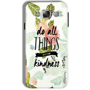 Samsung Galaxy J7 2016 Mobile Covers Cases Do all things with kindness - Lowest Price - Paybydaddy.com