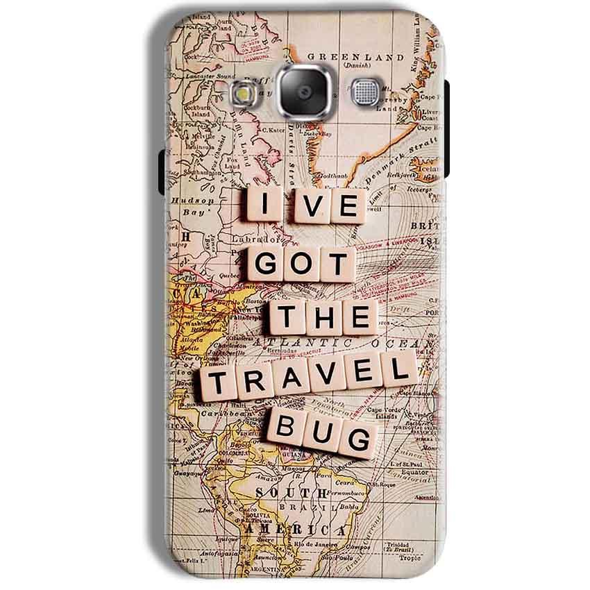 Samsung Galaxy J7 2016 Mobile Covers Cases Live Travel Bug - Lowest Price - Paybydaddy.com