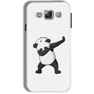 Samsung Galaxy J7 2016 Mobile Covers Cases Panda Dab - Lowest Price - Paybydaddy.com