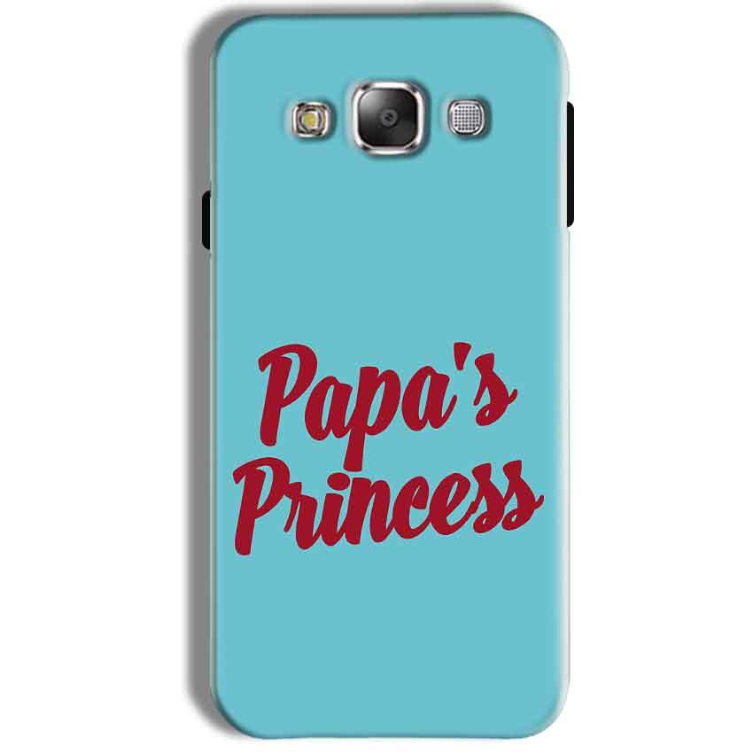 Samsung Galaxy J7 2016 Mobile Covers Cases Papas Princess - Lowest Price - Paybydaddy.com