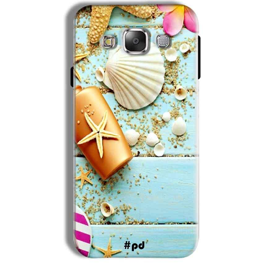 Samsung Galaxy J7 2016 Mobile Covers Cases Pearl Star Fish - Lowest Price - Paybydaddy.com