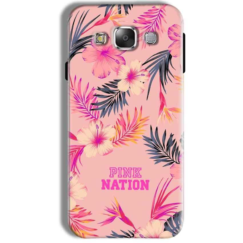 Samsung Galaxy J7 2016 Mobile Covers Cases Pink nation - Lowest Price - Paybydaddy.com