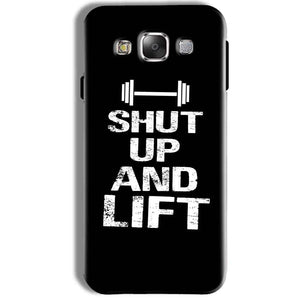 Samsung Galaxy J7 2016 Mobile Covers Cases Shut Up And Lift - Lowest Price - Paybydaddy.com