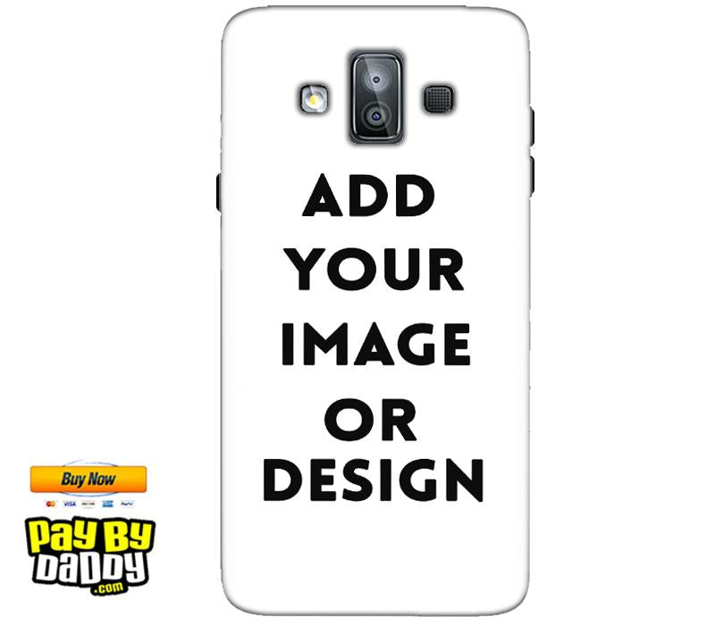 Customized Samsung Galaxy J7 Duo Mobile Phone Covers & Back Covers with your Text & Photo