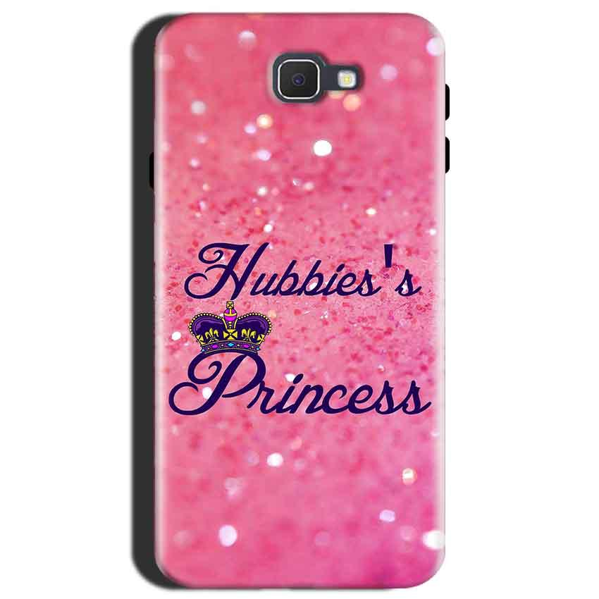 Samsung Galaxy J7 Max Mobile Covers Cases Hubbies Princess - Lowest Price - Paybydaddy.com