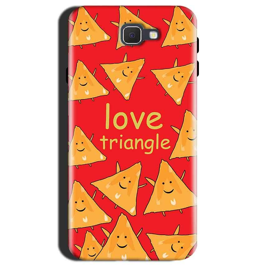 Samsung Galaxy J7 Max Mobile Covers Cases Love Triangle - Lowest Price - Paybydaddy.com